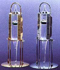 Wundersames, Warmes, Galilei-Thermometer